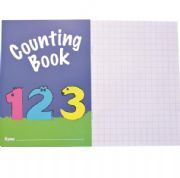 IVY STATIONERY KIDS COUNTING BOOK A5